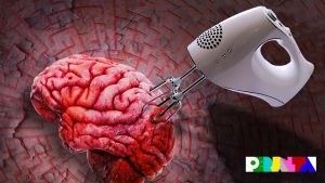 Sähkövatkain lähestyy terapiapotilaan aivoja