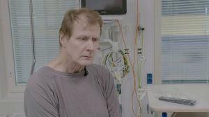 Kari kärsii sydämen rytmihäiriöoireista