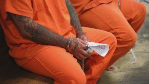 Yhdysvaltain vankiloissa viruu kymmeniä tuhansia alaikäisiä.