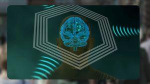Grafisk bild av mentala murar i hjärnan