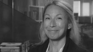 Mikaela Sock är avsnarig producent för Barn på Svenska Yle.