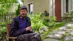 Kirjailija, ohjaaja Juha Hurme