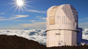 Inouye-aurinkoteleskooppi