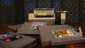 Nintendon pelikasetteja
