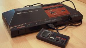 Sega master system -pelikonsoli