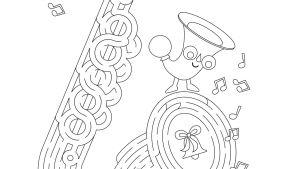 Pikku Kakkosen Eskarin tehtävä, labyrintti