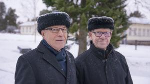 Timo Koskelo ja Kari Lappeteläinen.