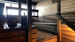 Saunaravintola Kuuman sauna