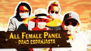 All Female Panel markkinointikuva