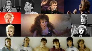 80-luvun suomalaiset euroviisuedustajat