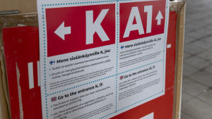 Oulun yliopistollinen sairaala.