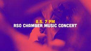 RSO chamber music concert 8.5.
