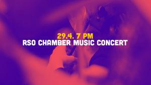 RSO chamber music concert 29.4.