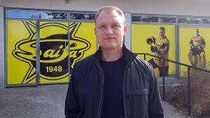 SaiPan toimitusjohtaja Jussi Markkanen