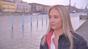 Profilbild på Mette Louise Lindberg.