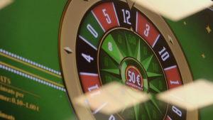 Roulette spelautomat