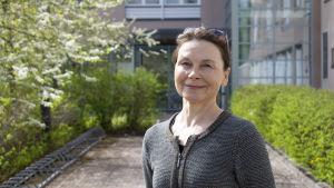 Luonnonvarakeskuksen erikoistutkija Marja Knuuttila
