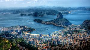 Kuva Rio de Janeirosta.