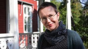 Christina Staffans projektledare för programmet Strömsö.