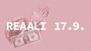 """reaali 17.9."""