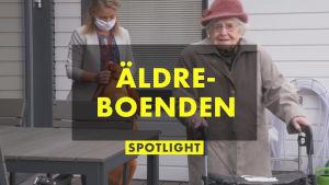 affischbild för Spotlight om vårdfastigheter 26.10.2020
