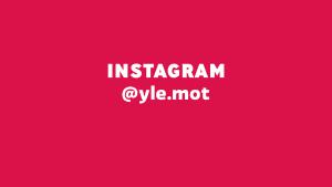 MOT Instagramissa: @yle.mot