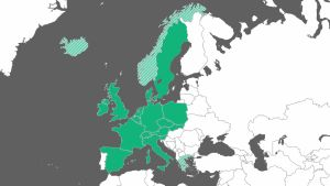En eller flera av CF-medicinerna ersätts i många andra västeuropeiska länder.