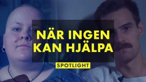 Affishbild för Spotlight om psykoterapibristen 16.11.2020