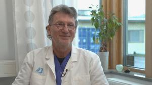 Mats Reimer, barnläkare och debattör