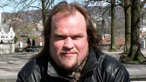 Juha Uusitalo Zürichissä vuonna 2008.