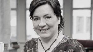 Oopperalaulaja ja Suomen kansallisoopperan taiteellinen johtaja Lilli Paasikivi.