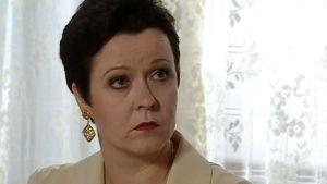 Lena Labart i komediserien PrimaVera (1996).