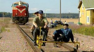 Tågjakt i PrimaVera 1996.