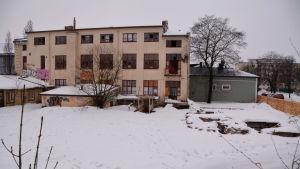 Ödehuset på Stadshusgatan 17 i Borgå
