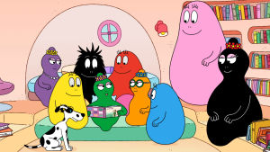 Barbapapa-perhe