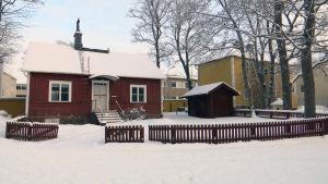 Ekta museum i Ekenäs.