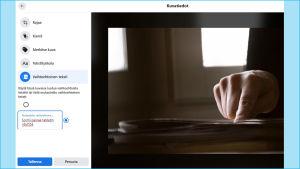 Kuvakaappaus Facebookista: Kuvan automaattinen vaihtoehtoinen teksti on epämääräinen: Kuvassa voi olla ruoka.