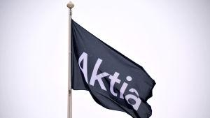 Aktias flagga