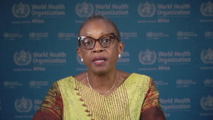 Tanzanias president Samia Suluhu Hassan försöker bekämpa smittspridningen