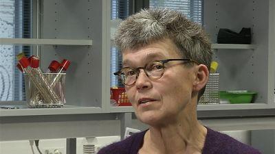 Sinikka Pelkonen är professor vid livsmedelssäkerhetsverket Evira.