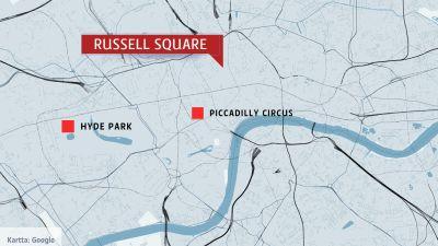 En Dod Minst Fem Skadade I Knivattack I London Utrikes