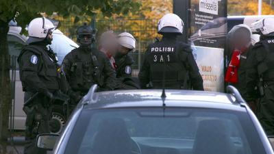 Efter morden stockholmspolisen far fraga om forstarkning