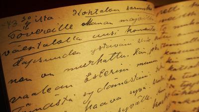 kuolleen tytön päiväkirja