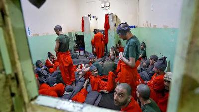 Yle vieraili kurdialueella vankilassa, jossa on yli 5000 isis-vankia.
