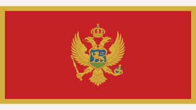 Montenegron lippu