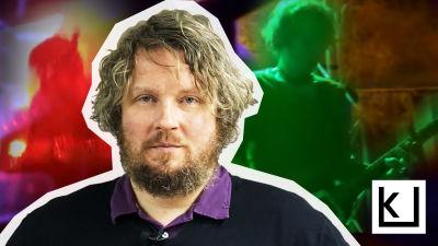 Jussi Lehtisalo on Ektro Recordsin perustaja