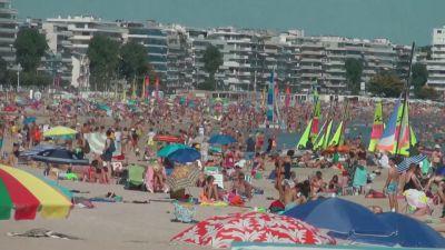 Strand i Frankrike