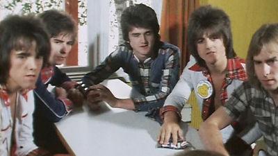 Bay City Rollers Suomessa 1975 ja Iltatähdessä.