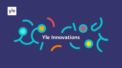 Yle Innovations logo.