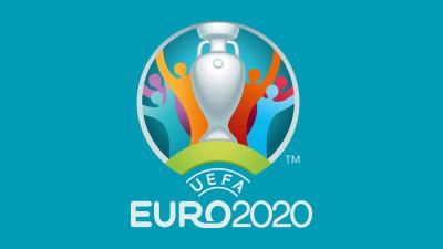 EM-turneringens officiella logotyp.